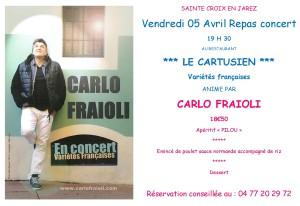 carlo fraioli 2019